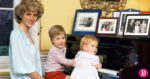 """Diana, nuestra madre"": Los príncipes Harry y William mostraron fotos inéditas de su madre la princesa"
